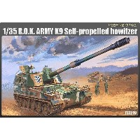 ACADEMY Plastic Model Kit 13219 | R.O.K. Army K9 Self-Propelled Howitzer | SCALE 1/35 | Model...