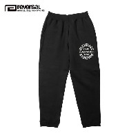 リバーサル REVERSAL 正規販売店 メンズ スウェットパンツ ULTIMATE KIMONOS SWEAT RIB PANTS rvap16aw005b APPAREL BLACK