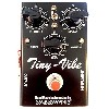 Sabbadius Custom Pedal Effects Tiny Vibe Black タイニー バイブ ギター エフェクター