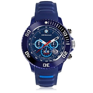 [アイスウォッチ]ICE-WATCH BMW Motorsport by Ice-Watch - Chrono - Dark & Light blue - Big BM.CH.BLB.B.S.14 ...
