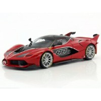 Burago Signature Series ブラゴ 1:18 2015年モデル フェラーリ FXX-K 2015 Ferrari FXX-K Deluxe Signature Series by...