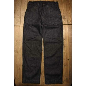 """AT-DIRTY""""WORKERS PANTS""""INDIGO DENIM【AT-DIRTY】(アットダーティー)正規取扱店(Official Dealer)Cannon Ball(キャノンボール)..."""