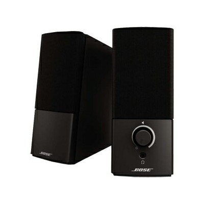 BOSE Companion2 Series III multimedia speaker system COMPANION2-3(BK)(ブラック)(送料無料)