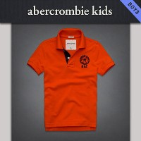 【15%OFFセール 3/24 20:00~3/29 1:59】 アバクロキッズ AbercrombieKids 正規品 子供服 ボーイズ 半袖ポロシャツ couchsachraga polo...