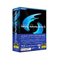 送料無料!TMPGEnc Authoring Works 6