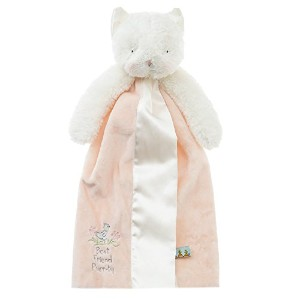 Bunnies By The Bay Purr-Ty Kitty Buddy Blanket, Peachy Pink [並行輸入品]