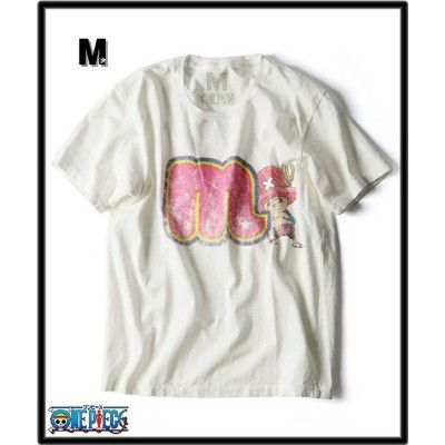 XS 【M [エム] ONE PIECE ワンピース チョッパーTシャツ】12SS-MST007