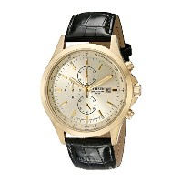 [シチズン]Citizen 腕時計 Chronograph Gold Dial Quartz Watch - AN3512-03P メンズ [逆輸入]