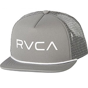 RVCA Foamy Trucker Hat Cap Smoke キャップ 並行輸入品