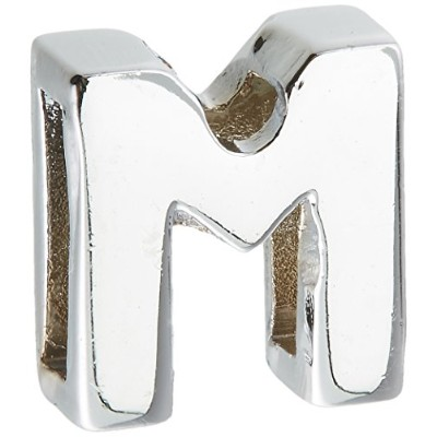 "3/8"" (10mm) Chrome Plated Charms M 3/8"" (10mm)"
