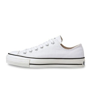 CONVERSE CANVAS ALL STAR J OX MADE IN JAPAN【コンバース キャンバス オールスター 日本製】WHITE CRYOVR