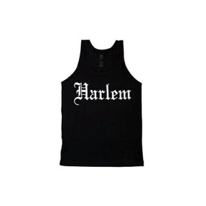 SSUR TANK TOP (Harlem: Black)サー/タンクトップ/黒