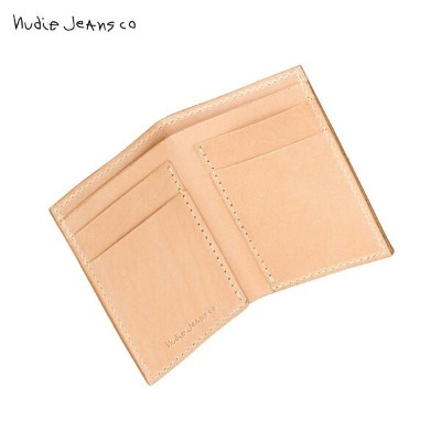 【30%OFFセール 8/17 10:00~8/23 9:59】 ヌーディージーンズ Nudie Jeans 正規販売店 財布 Hagdahl Wallet 180300 NATURAL