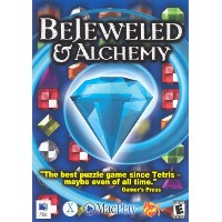 Bejeweled & Alchemy (Mac) (輸入版)