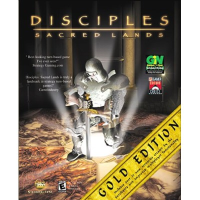 Disciples: Sacred Lands - Gold Edition (輸入版)