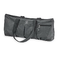 GAIAM Yoga Mat Bag All Day Yoga Tote Grey ガイアム ヨガ マット バッグ