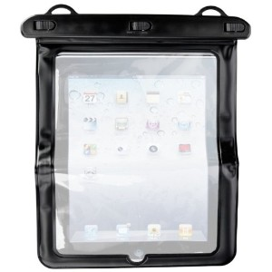 フジキン(FJK) iPad iPad2 iPad(第3世代)対応 防塵防水ケース(IPX 8)/ LMB-011s Waterproof Bag for Ipad