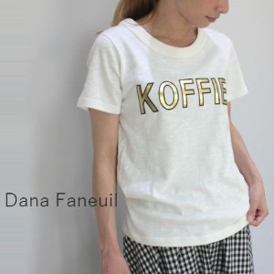 【outlet sale 50%OFF】 ●●Dana Faneuil(ダナファヌル)スラブプリント T 2colord-5617503-d【NEW】