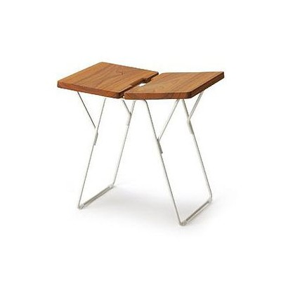 Solid Stool ソリッド スツール チーク