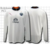 【ACL仕様】2013 ブリラム・ユナイテッド Away(白) ACL用 長袖