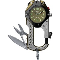 Knife Clip Watch (Green)【並行輸入品】