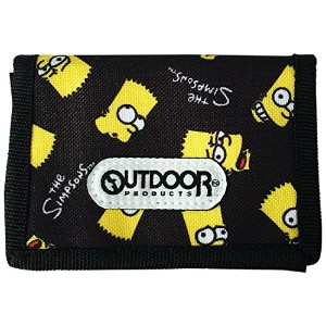 OUTDOOR PRODUCTS × The Simpsons パスケース バート フェイス SSAP410