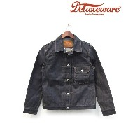 DELUXE WARE(デラックスウェア) 1st-DENIM JACKET / Lot.DX401XX / Made.In.Japan