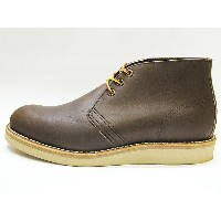 RED WING レッドウイング 8596 CLASSIC WORK クラシック ワーク WORK CHUKKA ワークチャッカ ブーツ chocolate chaparral チョコレート...