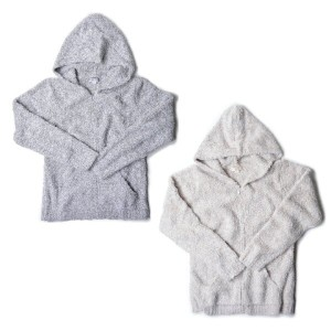 ベアフットドリームス パーカー レディース BAREFOOT DREAMS Cozychic Heathered Women's Zip Up Hoodie #665