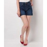 ★dポイントが貯まる★【SHIPS OUTLET(シップス アウトレット)】【SHIPS for women】LEE:HIGH/W SHORT【dポイントでお得に購入】