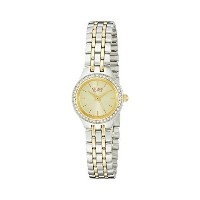 時計 Citizen シチズン Women's EJ6044-51P Analog Display Japanese Quartz Two Tone Watch ウィメンズ レディース 女性用 ...