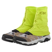 (アウトドアリサーチ)OUTDOOR RESEARCH Sparkplug Gaiters Lemongrass L/XLサイズ 19841159008007