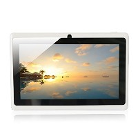 YUNTAB(JP)7インチタブレットPC Q88 tablet pc 1.5GHz Quad-core Android 4.4 HD1024*600 google play/WIFI