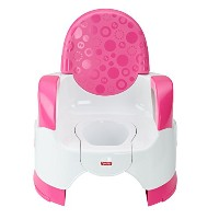 Fisher-Price Custom Comfort Potty Training Seat, Girl by Fisher-Price