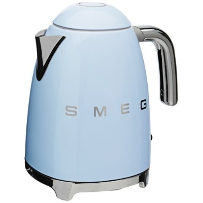 Smeg 1.7-Liter Kettle-Pastel Blue by Smeg