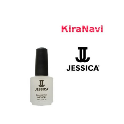 【JESSICA】 ジェシカ ベースコート グロース(Basecoat For GROWTH) 14.8ml