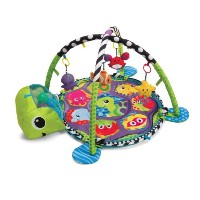 Infantino インファンティーノ カメ アクティビティジム Grow-with-me Activity Gym and Ball Pit