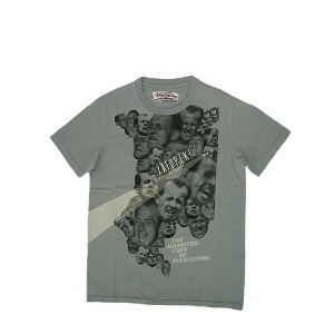 WHIPPING FLOYD【SALE】(ウィッピング フロイド) CASSIUS Tシャツ HAUNTED FACE