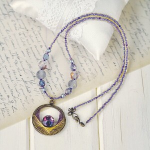 ◆TOHOビーズキット ACCESSORIES COLLECTION Styling necklace AC-116◆トーホー アクセサリーコレクション スタイリングネックレス