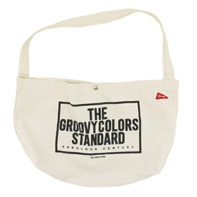 【グルービーカラーズ GROOVY COLORS】GRC STANDARD TOTE BAG