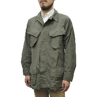 MILITARY(ミリタリー) DEAD STOCK(デッドストック) '60 U.S.ARMY JUNGLE FATIGUE JACKET(ジャングルファティーグ) OLIVE