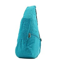 Healthy Back Bag (ヘルシーバックバッグ) ボディバッグ TEXTURED NYLON L.GR 6103 HBB SMALL TEAL [並行輸入品]