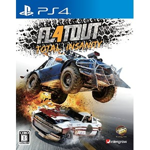 FlatOut 4: Total Insanity - PS4