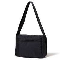 (ヘッド・ポーター) HEAD PORTER | BLACK BEAUTY | SHOULDER BAG (M) BLACK