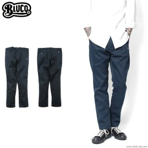 【BLUCO/ブルコ】BLUCO KNICKERS WORK PANTS (NAVY) [OL-062]
