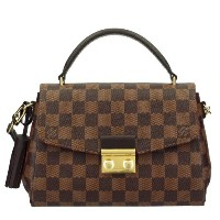 LOUIS VUITTON ルイヴィトン バッグ N53000 ダミエ クロワゼット
