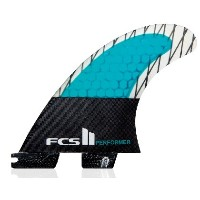FCS2 フィン FCS2 PERFORMER PC CARBON QUAD FIN S FCS II
