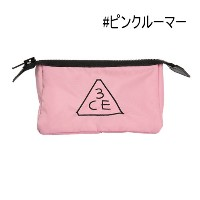 3CE ポーチ Pouch (Small, Baby Pink (Roumer))[並行輸入品]