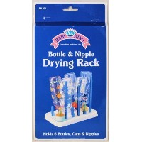 Baby King Bottle & Nipple Drying Rack by Regent Baby