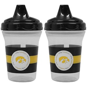 Iowa Sippy Cups by Baby Fanatic